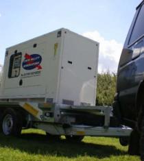 towing generator