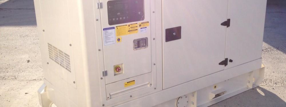 Diesel Generator Hire Servicing