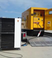 Load banking diesel generator
