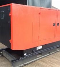 ingersoll rand diesel generator