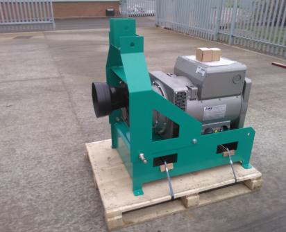 60Kva PTO Generator