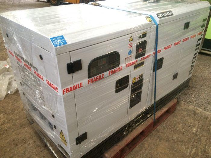 Sold diesel generator used generators