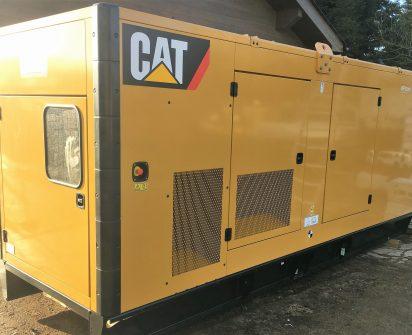CAT 715 Kva Diesel Generator