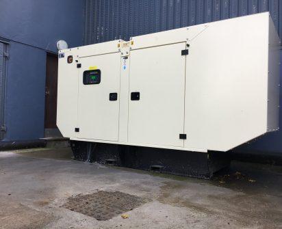 165Kva Perkins Diesel Generator APD165P