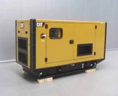 Cat 110 Kva Diesel Generator