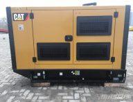 CAT 88Kva Diesel Generator