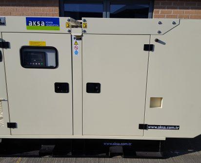 Perkins 33kva Diesel Generator APD33P