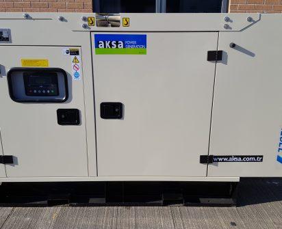 Perkins 50kva Diesel Generator APD50P
