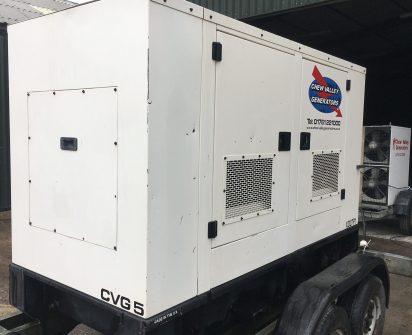 FG Wilson 30kva Generator